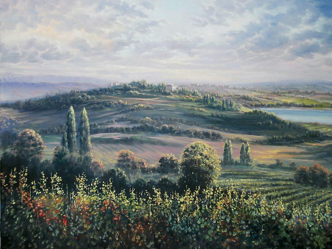 Anneliese Ladas, Toskana 05